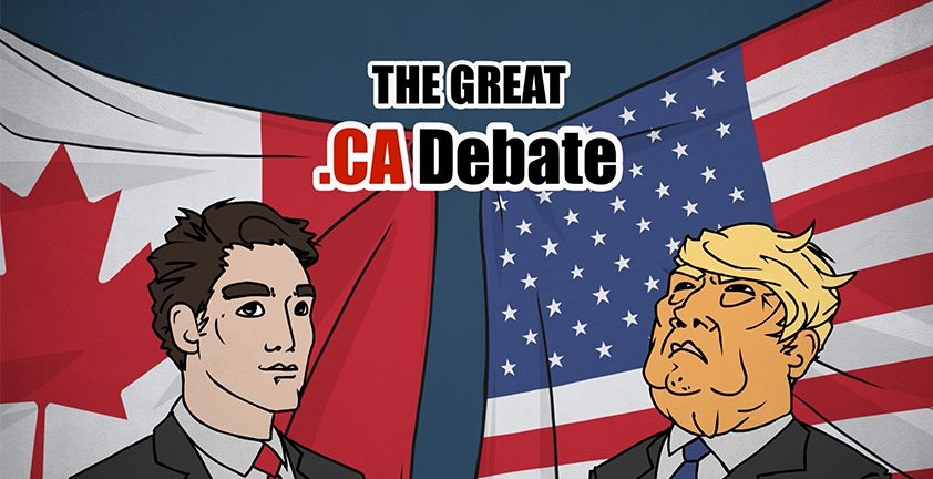 Custom 2D Character Political Satire Product Commercial | Client CanSpace Solutions