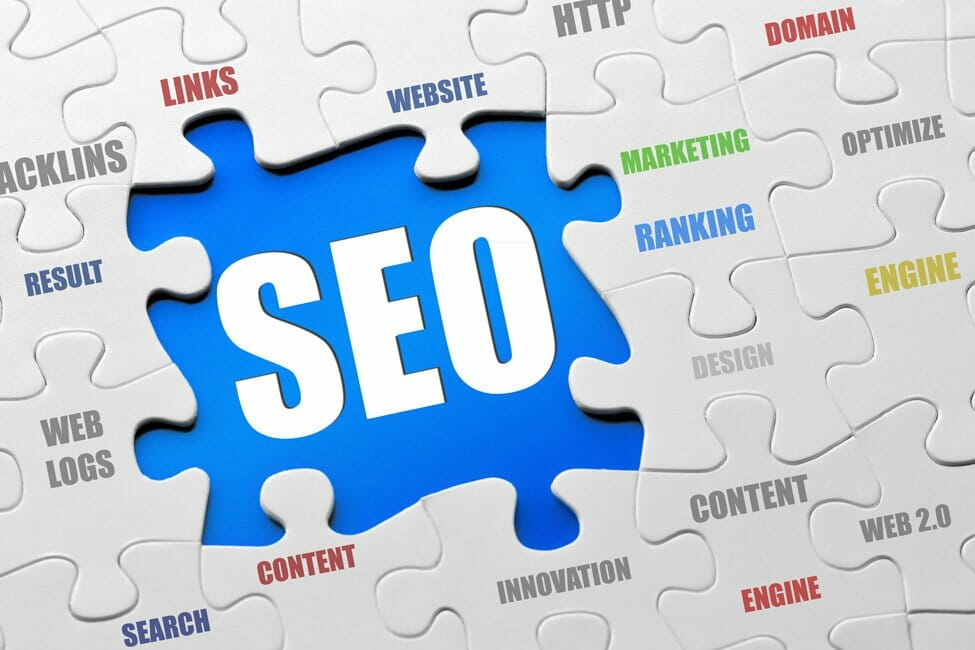 Search Engine Optimization - Web search engine