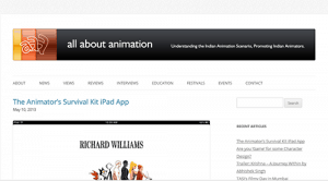 All About Animation