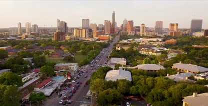 Austin Drone Photography Reel