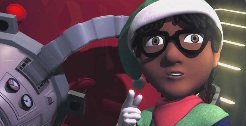 Animated Short Character 3D Animation