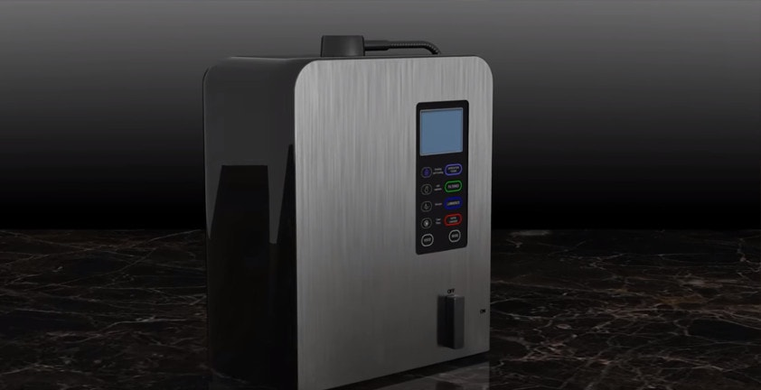 3D Medical Product Visualization | Water Ionizer